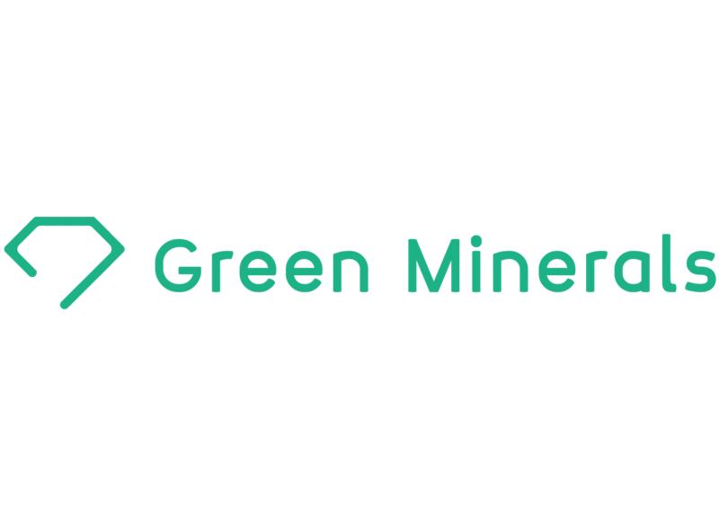Green Minerals logo